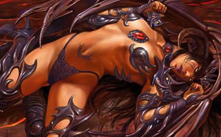 Эльфы секси