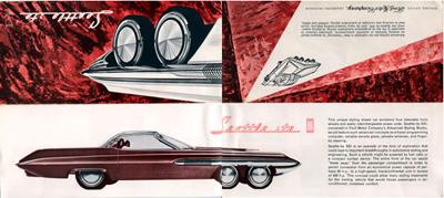 Ford Seattle-ite XX - атомный автомобиль Америки