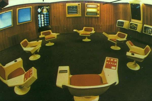 Контрольная комната CyberSyn