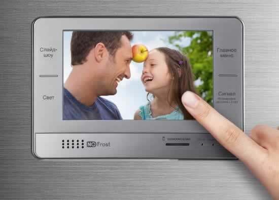 интуитивный сенсорный ЖК экран Samsung RL52 55
