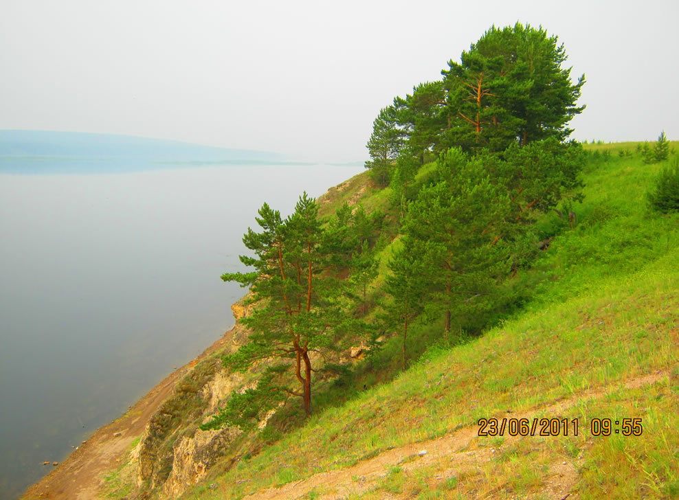 Поп-гора на Ангаре