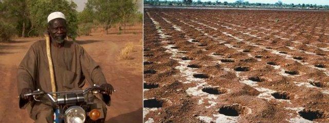 Человек побеждающий - Якуба из Буркина Фасо